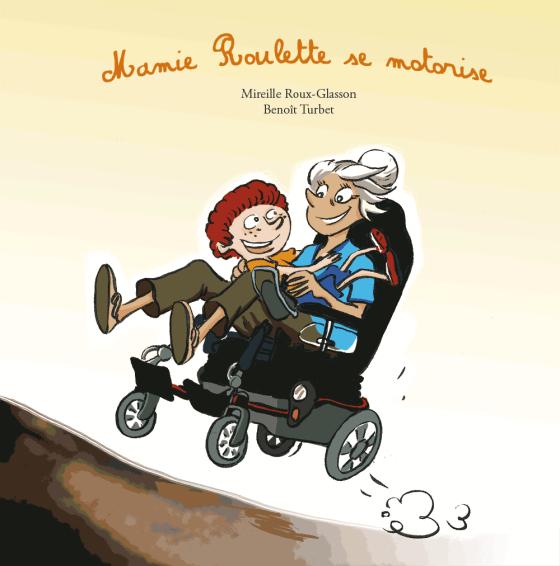 Mamie Roulette se motorise